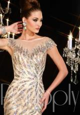 Panoply 44275.  Available in Nude/Gold/Silver
