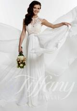 Tiffany 16120.  Available in Ivory/Nude, Light Teal/Nude