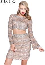 Shail K. 3672.  Available in Shimmery Blush