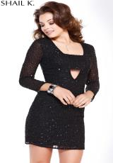Shail K. 3692.  Available in Black