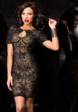 Scala 48508.  Available in Black/Nude, Midnight Blue