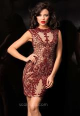 Scala 48523.  Available in Red/Nude