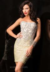 Scala 48402.  Available in Black/Silver, Champagne, Ivory/Silver, Navy, Red, Teal