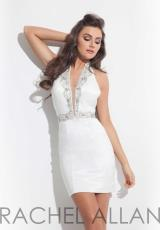 Rachel Allan 3022.  Available in Black, White