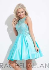 Rachel Allan 4057.  Available in Black, Tiffany Blue