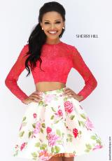 Sherri Hill Short 50563