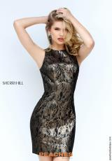 Sherri Hill Short S50670