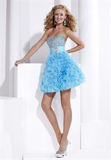 Hannah S 27717.  Available in Turquoise, White