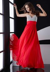 Jasz Couture 4502.  Available in Red
