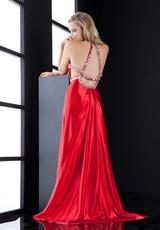 Jasz Couture 4505.  Available in Green, Light Blue, Red