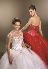 Vizcaya 87085.  Available in Pearl/Gold, Scarlet, White/Pink