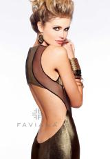 Faviana 7182.  Available in Oscar Gold, Sapphire, Silver