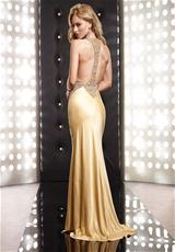 Jasz Couture 4302.  Available in Gold, Purple