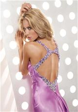 Jasz Couture 4321.  Available in Lt. Purple, Royal, Turq, Yellow