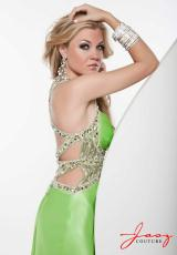 Jasz Couture 4875.  Available in Lime, Watermelon