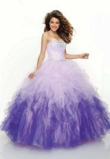 Mori Lee 91001.  Available in Cosmopolitan, Fairydust, Ocean Spray, White/Black