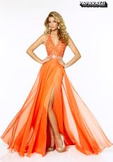 Mori Lee 97018.  Available in Mango