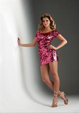 Flirt PF5014.  Available in Black, Flirty Pink, Midnight Silver