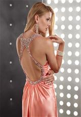 Jasz Couture 4363.  Available in Coral, Mint, Royal