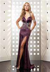 Jasz Couture 4368.  Available in Fuchsia, Royal, Yellow