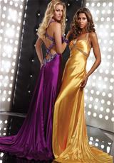 Jasz Couture 4201.  Available in Pink, Purple, Turquoise, Yellow