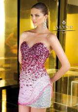 Alyce 2202.  Available in Royal, Silver/Rose