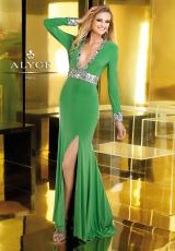 Alyce 2225.  Available in Black, Green, Red, Royal