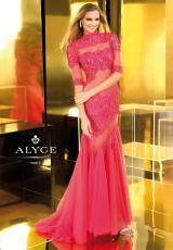 Alyce 2242.  Available in Black, Cobalt, Watermelon