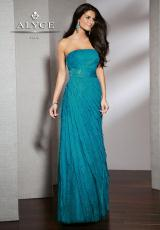 Alyce 5508.  Available in Pearl Blue, Rose Quartz, Teal
