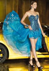 Alyce 6020.  Available in Dark Turquoise, Pewter