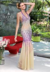 Alyce 6047.  Available in Gold, Ocean, Purple, Red, Silver