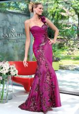 Alyce 6049.  Available in Magenta