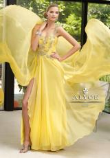 Alyce 6111.  Available in Black, Fuchsia, Royal, Sky Blue, Yellow