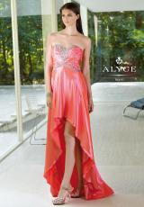 Alyce 6124.  Available in Coral, Lime