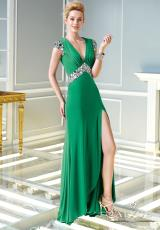 Alyce 2338.  Available in Black, Emerald