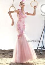 Alyce 2404.  Available in Rosewater