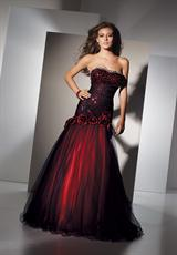 Alyce 5456.  Available in Envy, Gold, Magenta/Black, Red/Black, Royal/Black