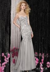 Alyce 5579.  Available in Champagne, Orchid, Silver