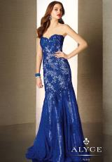 Alyce 5627.  Available in Diamond White, Ultramarine