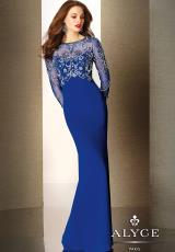 Alyce 5630.  Available in Black, Red, Royal