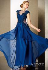 Alyce 5632.  Available in Cobalt, Emerald, Gold, Scarlet