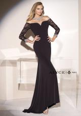 Alyce 5681.  Available in Black, Emerald, Royal