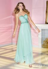 Alyce 6272.  Available in Ice Mint, New Coral, Ocean