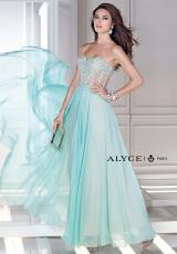BDazzle 35677.  Available in Diamond White/Champagne, Pink/Champagne, Sea Breeze/Champagne