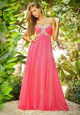 Blush 9516.  Available in Aqua, Hot Pink, Mulberry, Orange