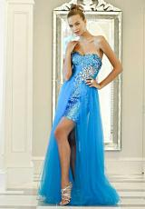 Blush 9544.  Available in Caribbean Blue, Valentine