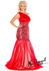 Fabulouss Plus Size 76666F.  Available in Red/Nude