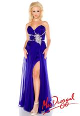 Fabulouss Plus Size 81848F.  Available in Indigo