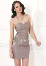 Faviana 7069.  Available in Metallic Mink