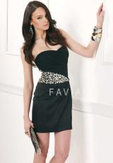 Faviana 7070.  Available in Black